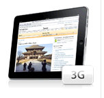 ipad 3g apple web page