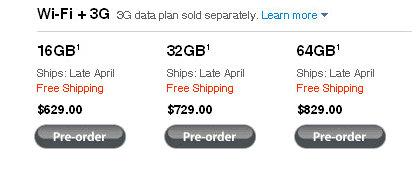 ipad 3g pricing1