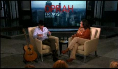 kenny chesney oprah interview