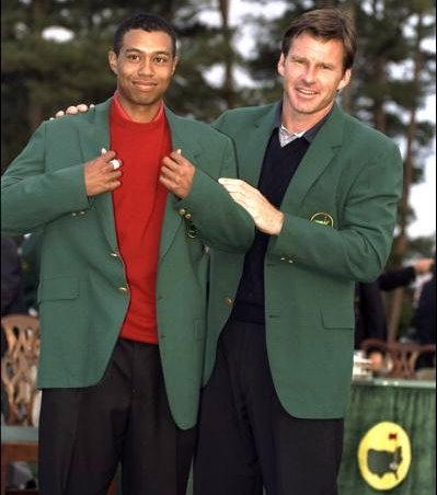 masters pairings 2010
