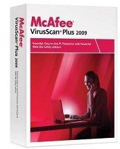 mcafee anit virus software