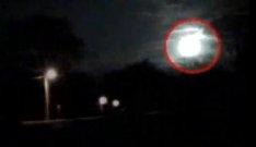 meteor in wisconsin video