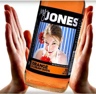 my jones soda bottle 12