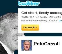 pete carroll twitter nfl draft