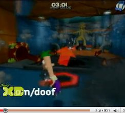 phineas and ferb 3d game