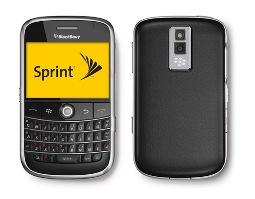 spring blackberry device