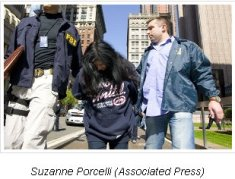 suzanne porcelli arrested sex trafficking