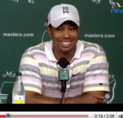 tiger woods augusta national
