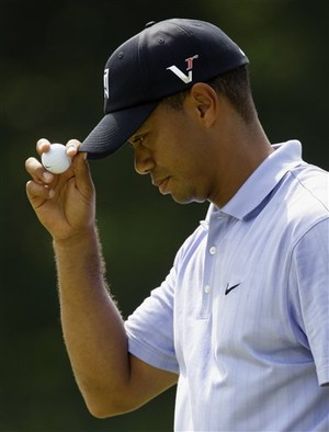 tiger woods masters