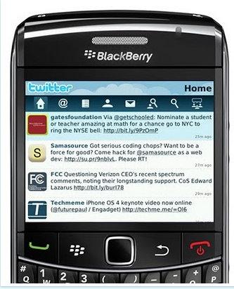 twitter blackberry app 1