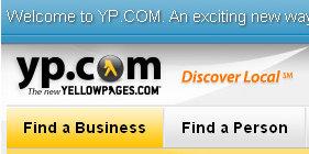 yp com new website domain