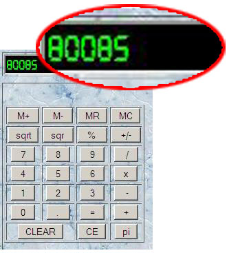 80085 meaning