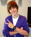 Blue Justin Bieber