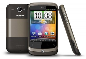 HTC Wildfire Release Date
