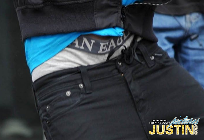 Justin Bieber Underwear Social Media Seo