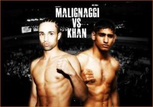 Amir Khan vs Paulie Malignaggi