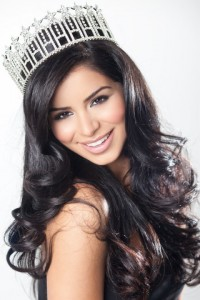 Rima Fakih, Miss Michigan 2010 became Miss USA 2010 Winner