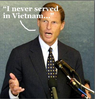 richard blumenthal vietnam
