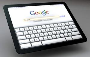 alg google tablet