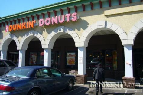 dunkin donuts free coffee athens ga