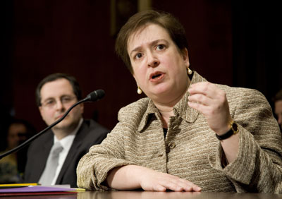 elena kagan obama nominates supreme court