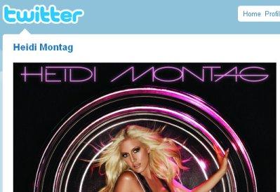 heidi montag twitter profile