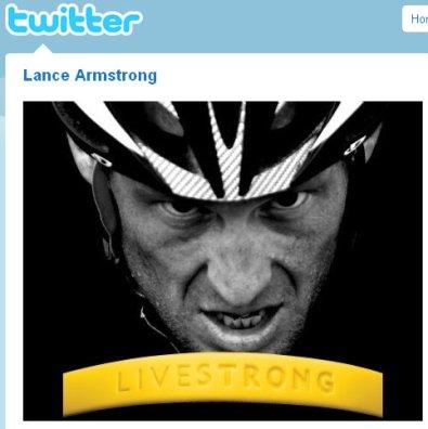 lance armstrong twitter floyd landis