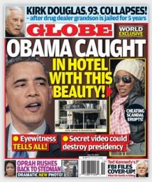 obama cheating scandal affair