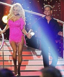 pamela anderson dancing with the stars - photo #15
