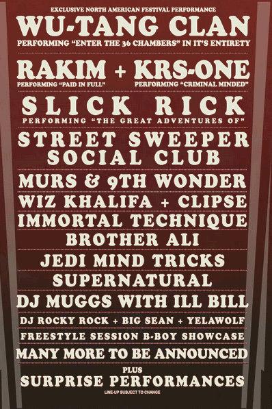 rock the bells 2010 lineup