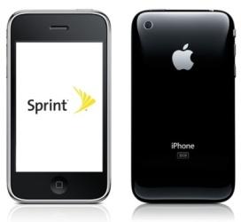 sprint iphone 4g