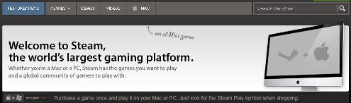 steam for mac released
