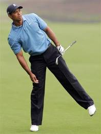 tiger woods the players championship 2010