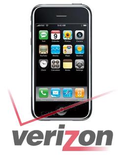 iphone verizon  2010