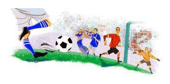 2010 world cup google logo