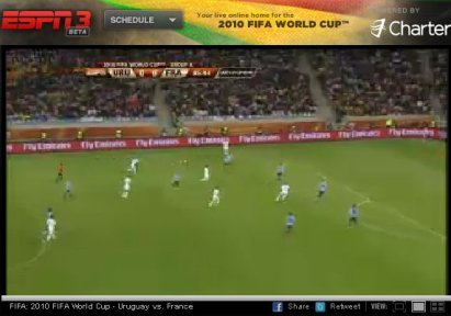 2010 world cup online streaming