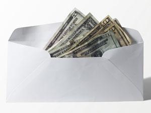 envelope method budgeting