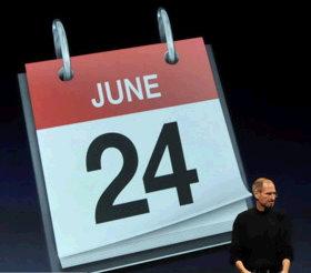 iphone 4 june 24