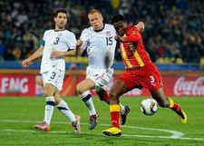 usa ghana world cup 2010
