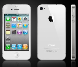 white iphone 4 shortage