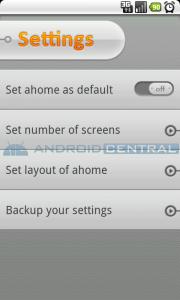 ahome 4 beta 5