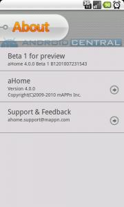 ahome 4 beta 6