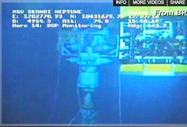 bp oil spill update video