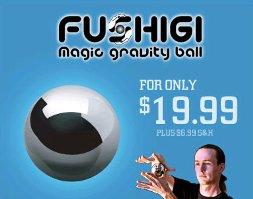 fushigi ball how it works