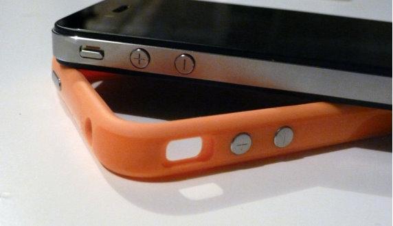 white iphone 4 bumper case. Free iPhone 4 Bumper Cases,