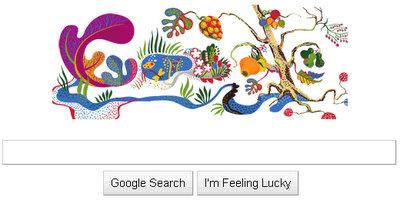 josep franks google doodle logo