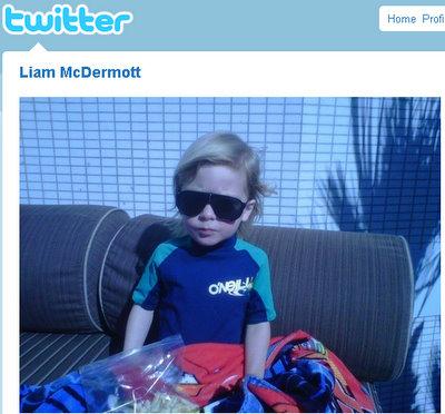 liams twitter profile tori spelling