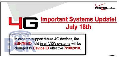 verizon wireless 4g