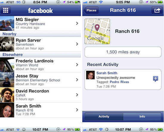 how to add new location on facebook