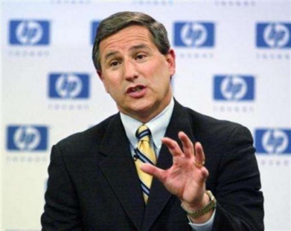 hp ceo mark hurd resigns